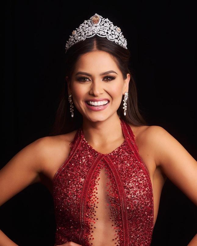 👑 Титул «Мисс Вселенная» получила участница из Мексики 👑