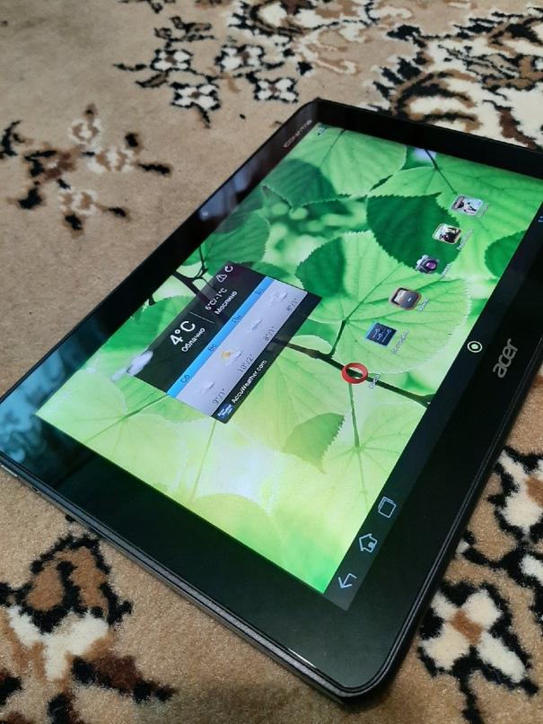 Продам большой планшет Acer модель а701, в отличном состоянии, пользовались редк...