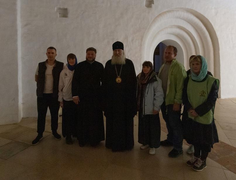 Православные добровольцы совместно с волонтерами кинокомпании «Союз Маринс Групп» совершили паломнический тур на Соловки, изображение №4