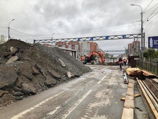 Улицу Павла Морозова в Хабаровске починят в 2022 г...