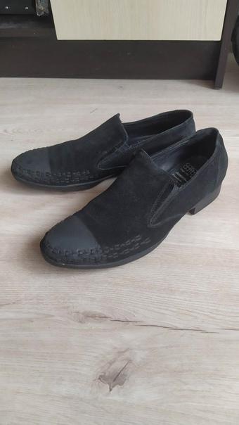 Продаются мужские туфли, натуральная кожа, 41 разм...