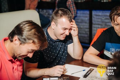 «BrainBarQuiz - 12.08 - Квиз в Москве» фото номер 140