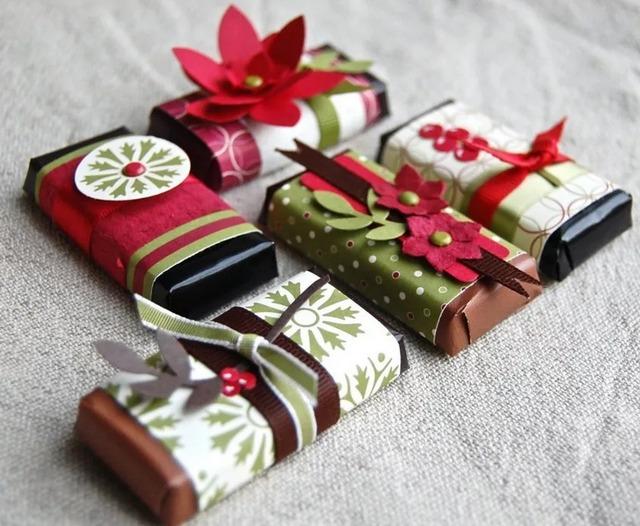 Шокобоксы и другая праздничная упаковка для шоколада