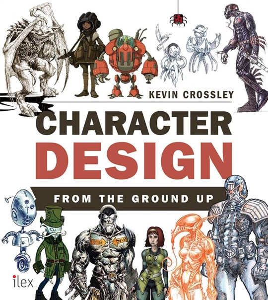 Character Design from the Ground Up by Kevin Crossley (z-lib.org)