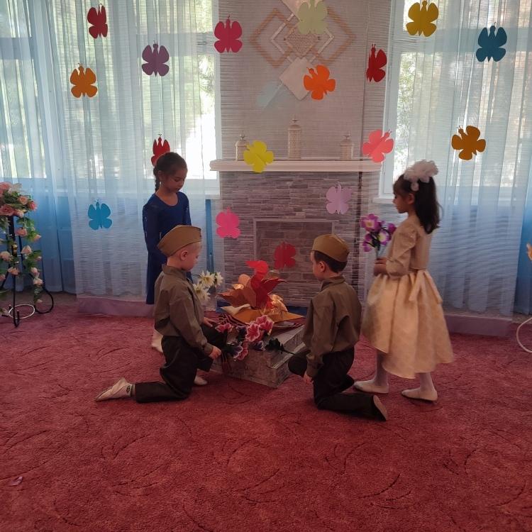 В детских садах города прошли мероприятия, посвященные Дню освобождения Донбасса