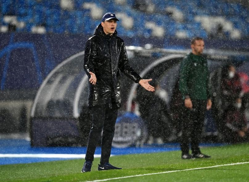 Томас Тухель: «Мы должны были решить исход матча в первом тайме»
