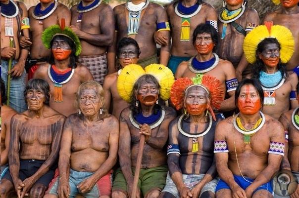 Беп-Коророти гость из космоса В верховьях Амазонки живет очень немногочисленное племя индейцев каяпо. Странные ритуалы и обряды этого племени доказывают когда-то в этих местах побывали