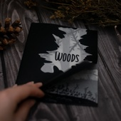 WOODS - туманный зин на кальке