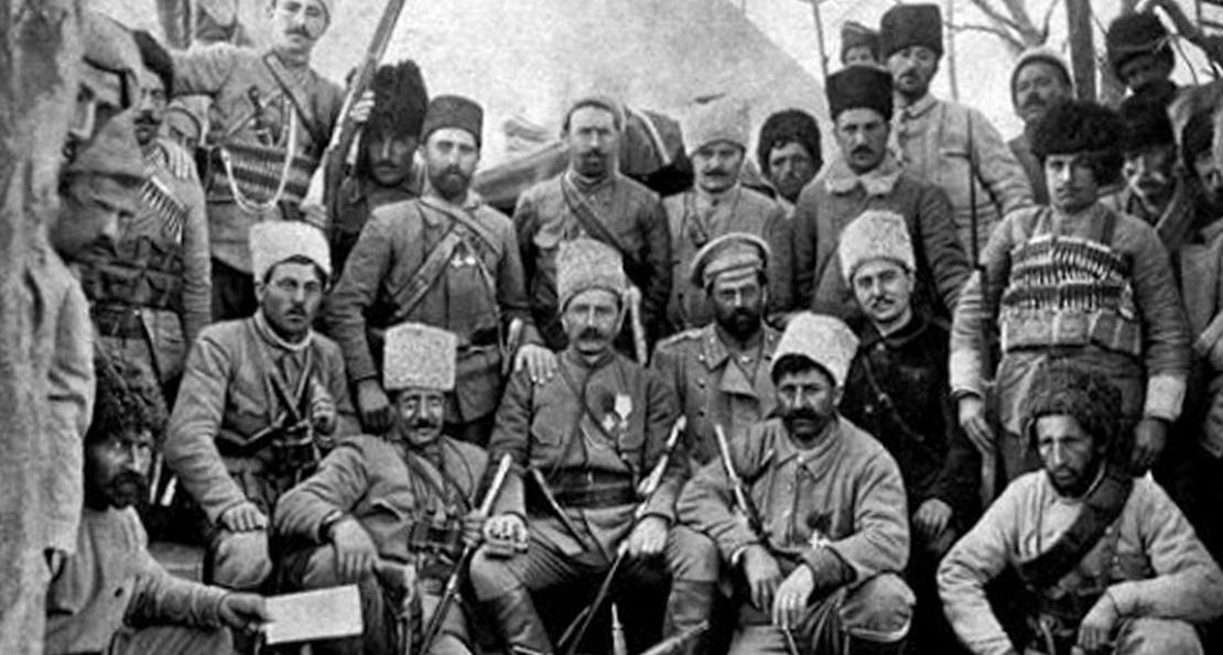 Армянские добровольцы