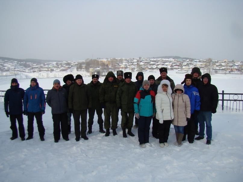 «День защитника Отечества» в Нязепетровске, изображение №5