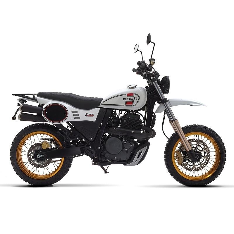 Mash X-Ride - конкурент Ducati Scrambler Desert Sled