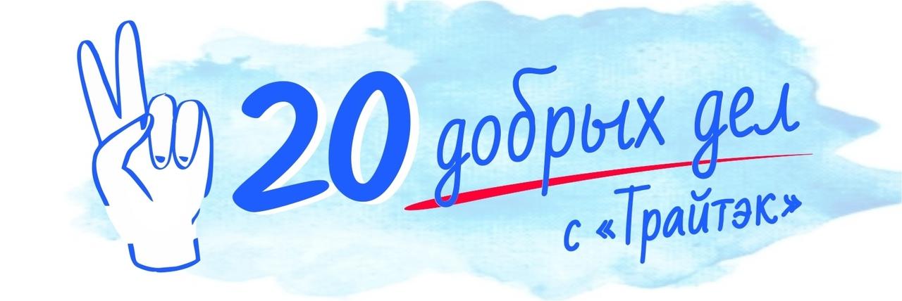 Проект 20 добрых дел в Собинке и Петушках, изображение №1