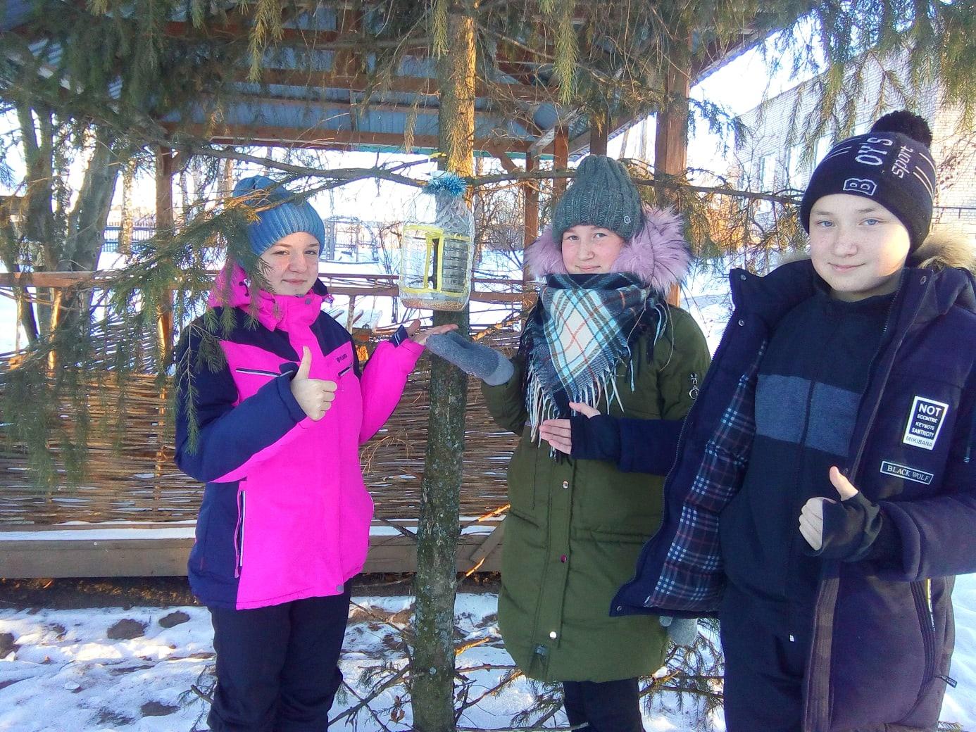 Российское движение школьников в Можгинском районе с