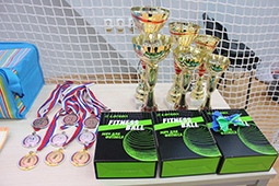 """Районный фестиваль женского спорта прошёл сегодня в спортивном комплексе """"Атлант"""""""