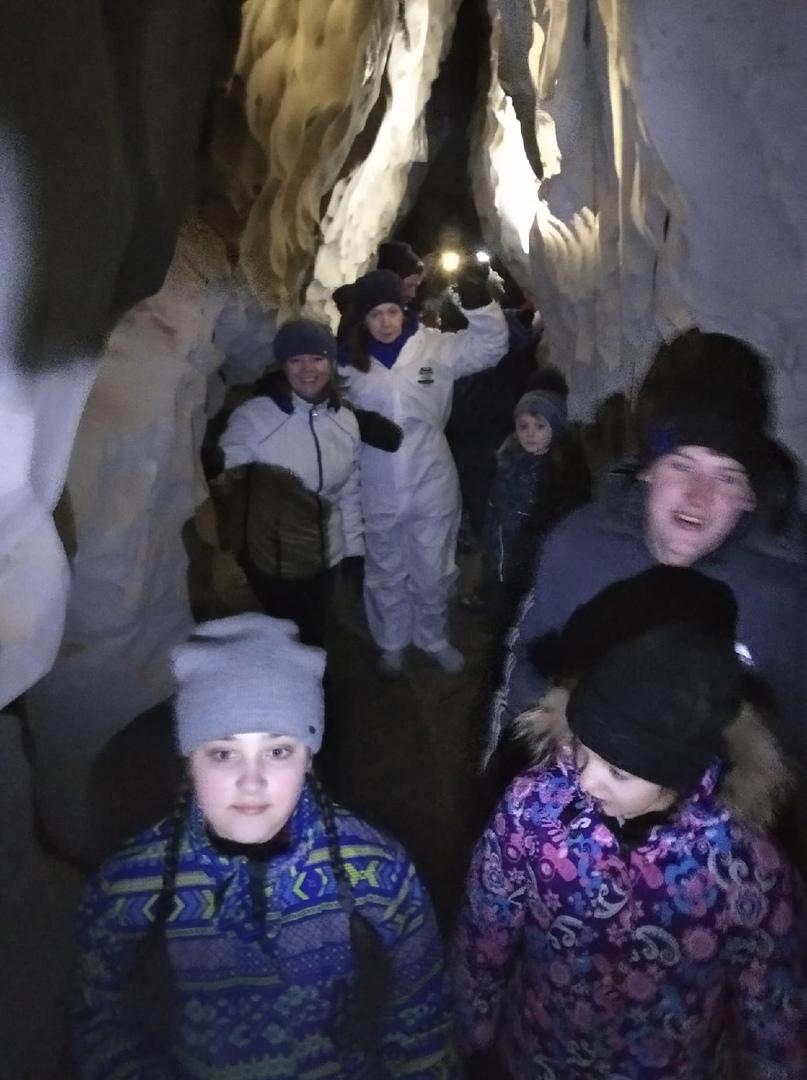 Поездка в пещеру «Сказ», изображение №6