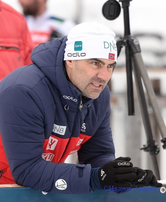 Тренер мужской сборной Норвегии по биатлону Зигфрид Мазе ответил на высказывания...
