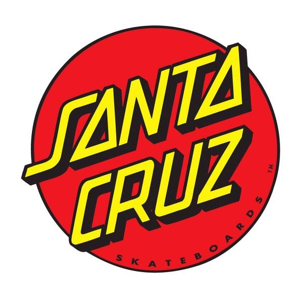 В 1978 году в результате сотрудничества Джея Шуирмана и художника Джима Филлипса (отца Джимбо) логотип Санта-Крус с красной точкой стал почти повсеместным.