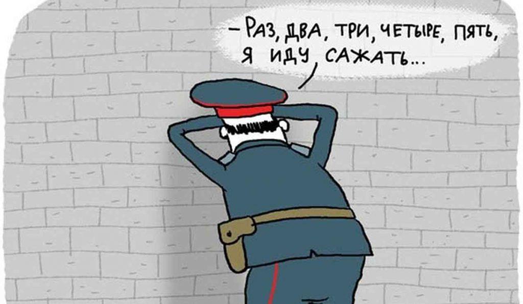 Про имитацию борьбы с коррупцией и ставропольского ГИБДДшника