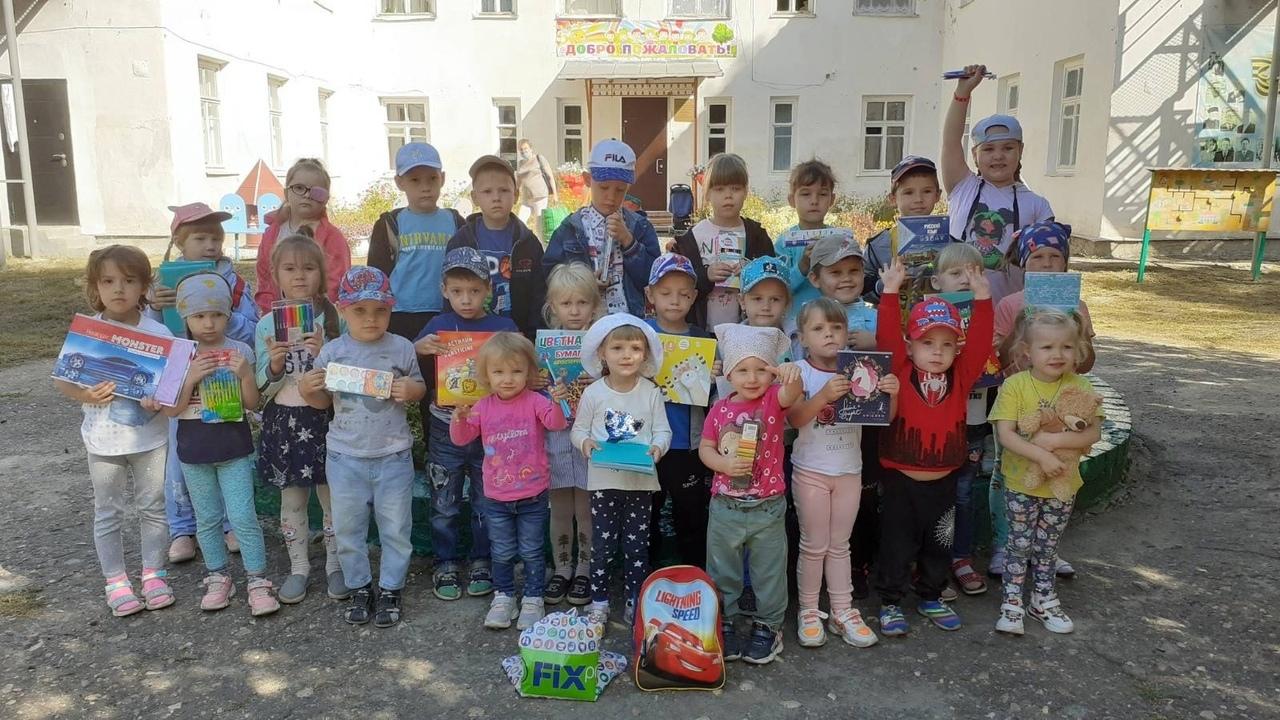 В Петровске завершилась акция «Добрый портфель»