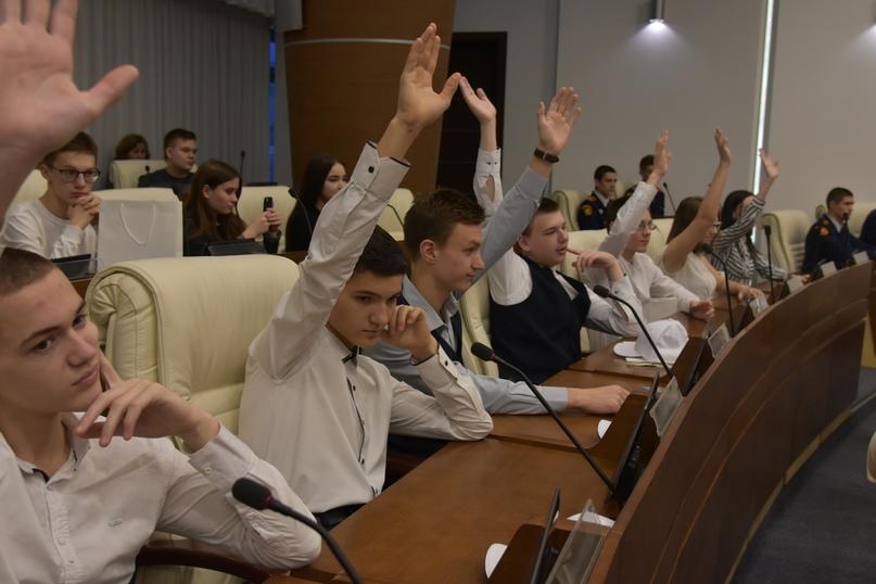 Определены победители конкурса «Будущие законодатели», изображение №2
