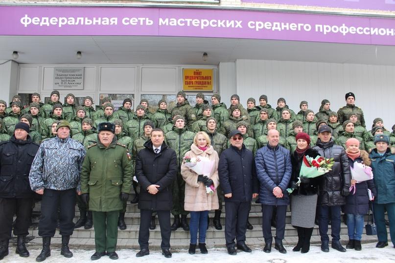 День Присяги в Казачьем кадетском корпусе «ЗлатИКа им. П.П. Аносова», изображение №5