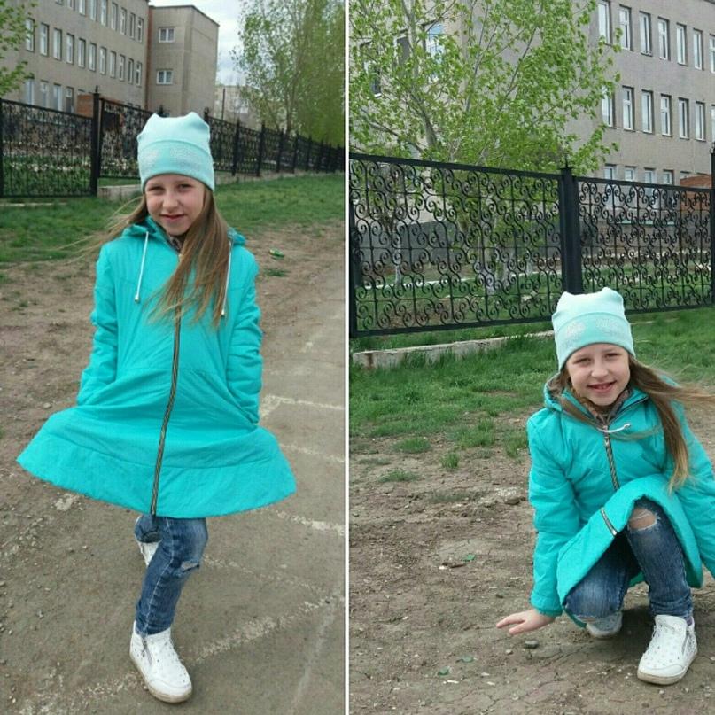 Плашь детский в отличном   Объявления Орска и Новотроицка №27714