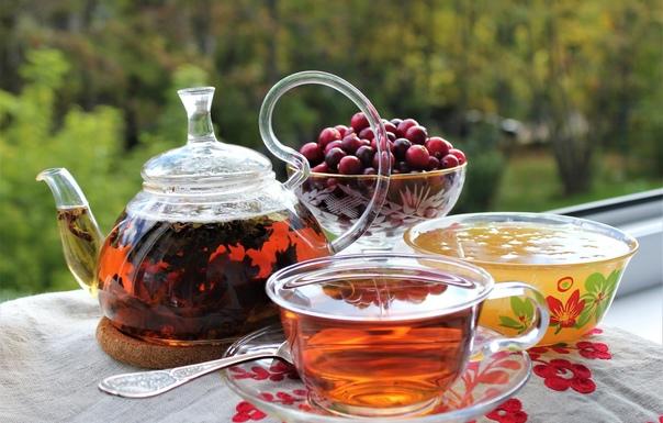 День устраивания спонтанных чаепитий - 20 сентября...