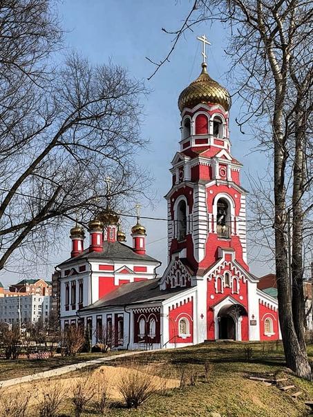 Вы были в Сретенской церкви?#Фото@life_dmitrov #До...