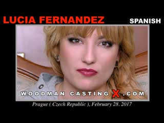 Lucia Fernandez (расширенная и дополненная версия)
