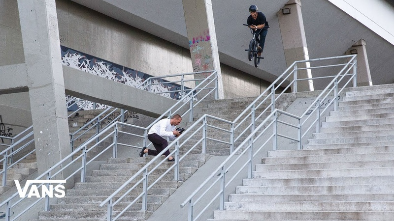 Vans BMX Presents Dennis Enarson's Right Here BMX VANS