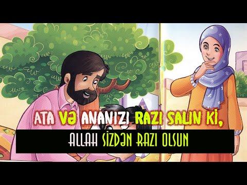 Ata və ananızı razı salın ki Allah sizdən razı olsun