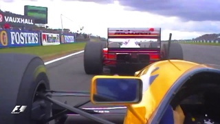 F1™ 1993 Williams-Renault FW15C Onboard Engine Sounds