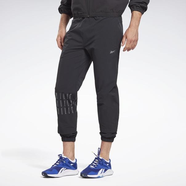 Спортивные брюки LES MILLS® Woven image 4