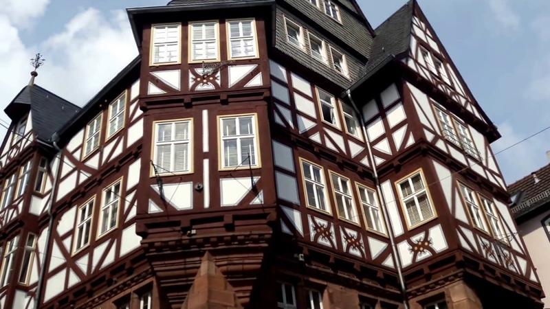 Германия Марбург Город где учились Ломоносов братья Гримм В 1912г Борис Пастернак