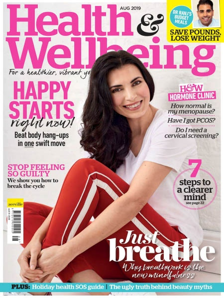 Health and Wellbeing 08.2019