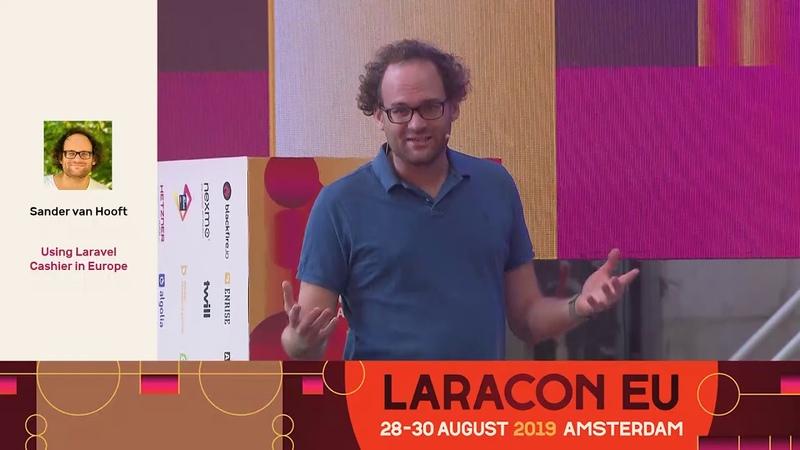 Using Laravel Cashier in Europe by Sander van Hooft
