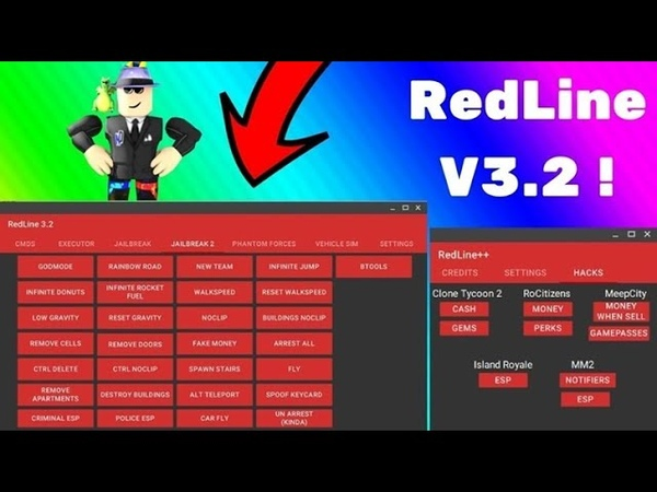 ✅NEW ROBLOX HACK - CHEAT✅ TO JAILBREAK CMDS, MEEPCITY AND MORE!