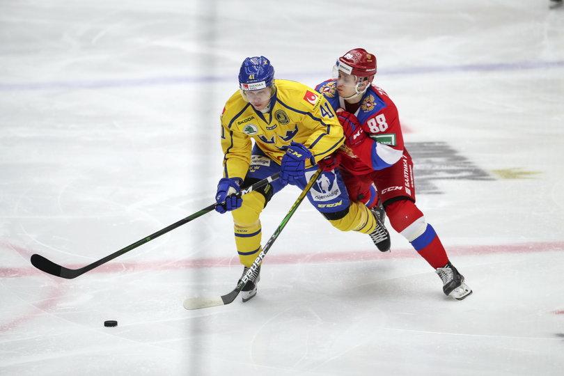 Россия победила Швецию по буллитам на Шведских играх (Видео)