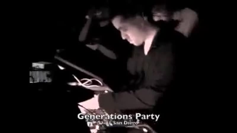 Dj Melo D World Famous Beat Junkies @ Generations Party U31 North Park San Diego