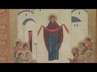 Проповедь митрополита Григория в праздник Покрова Пресвятой Богородицы