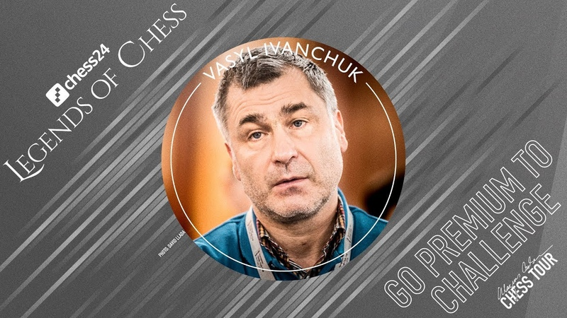 Banter Blitz with GM Vasyl Ivanchuk 1