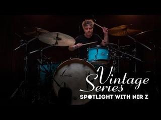 SONOR Vintage Series Drum Set: In the Studio with Nir Z