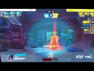 I wouldnt normally post something like this, but I felt really good about it. (Widowmaker Highlight Thingy) Also, sorry about i