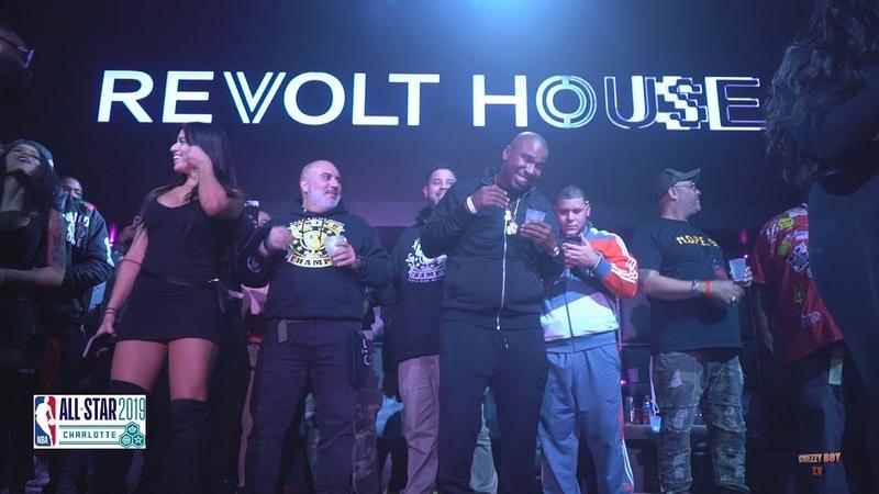 Rick Ross Live Performance (2019 All-Star Revolt Tv) ReVolttv