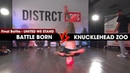 Battle Born vs Knucklehead Zoo (Finals) UNITED WE STAND 2020 stance
