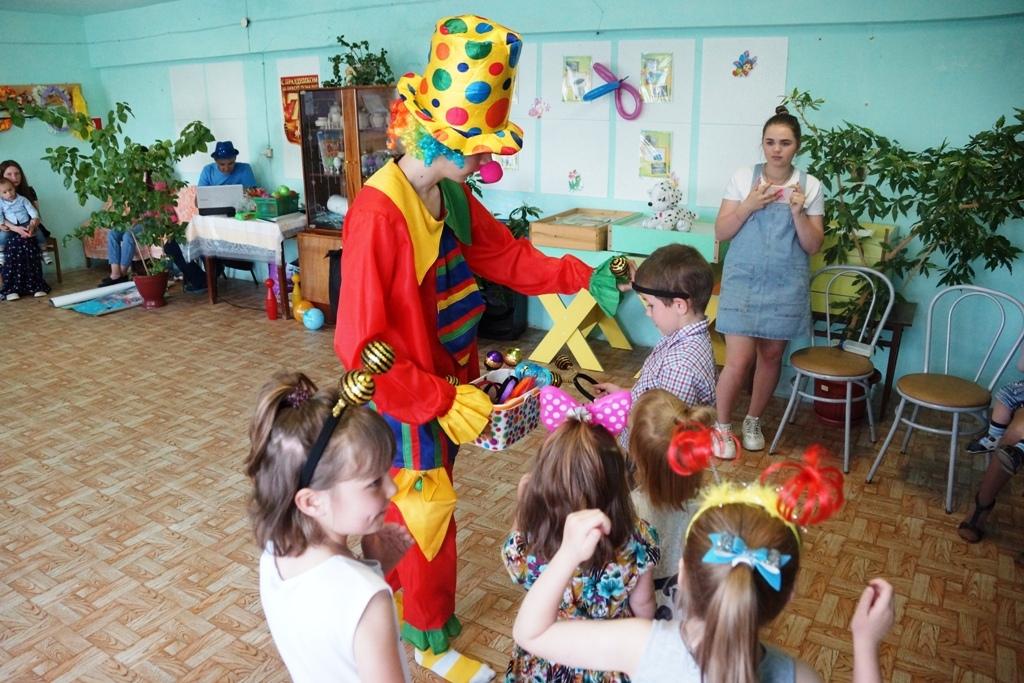 Прошел детский праздник в нашем центре 8