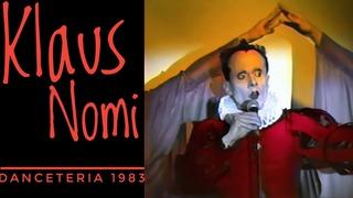 Klaus Nomi: Live Danceteria 1983 - A Benefit Concert (Remastered)