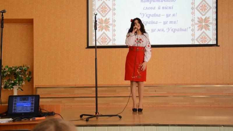 Аміна Асадова Вишиваночка