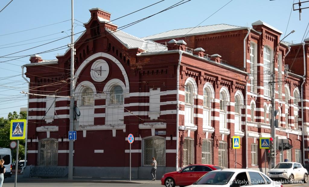 Дома в историческом центре Саратова 2020