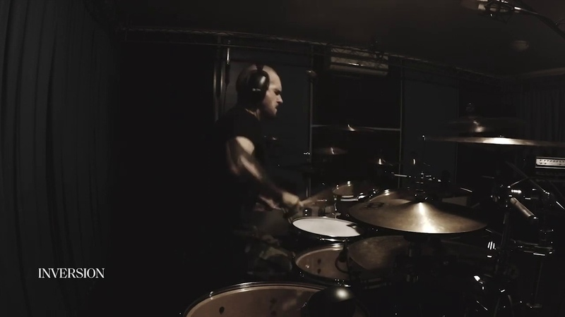 Album drum tracking Ulcerate Stare Into Death and Be Still